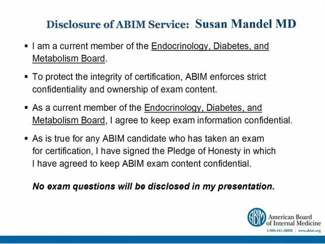 Internal Medicine Exam Questions